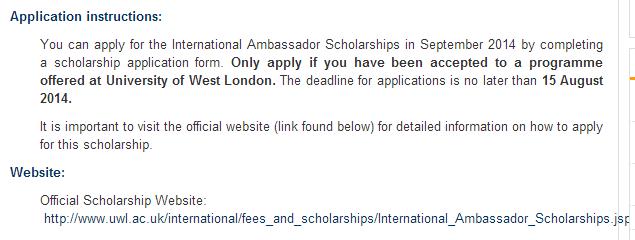 International Ambassador 1